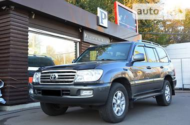 Toyota Land Cruiser 100 2006 в Одесі