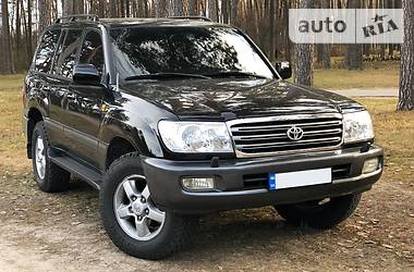 Toyota Land Cruiser 100 2003 в Житомирі