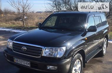 Toyota Land Cruiser 100 2003 в Одессе