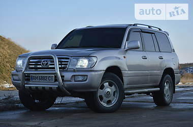 Toyota Land Cruiser 100 2005 в Белой Церкви