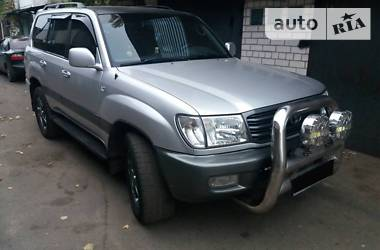 Toyota Land Cruiser 100 2000 в Киеве