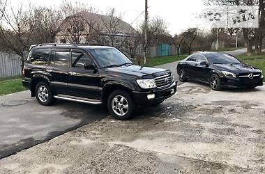 Toyota Land Cruiser 100 2006 в Харькове
