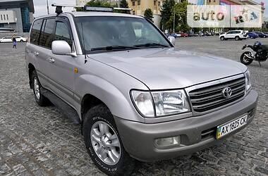 Toyota Land Cruiser 100 2005 в Харькове