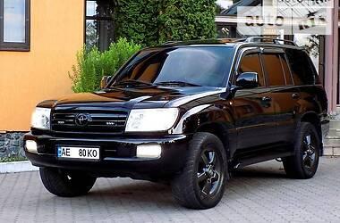 Toyota Land Cruiser 100 2006 в Каменском