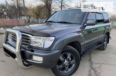 Toyota Land Cruiser 100 2003 в Черновцах