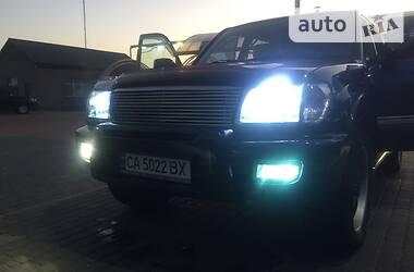Toyota Land Cruiser 100 1999 в Жашкове