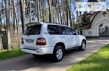 Внедорожник / Кроссовер Toyota Land Cruiser 100 2007 в Киеве