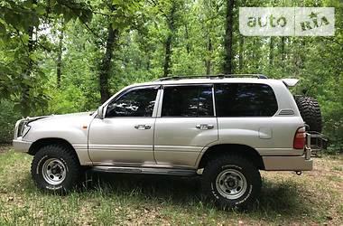 Toyota Land Cruiser 105 2000 в Харькове