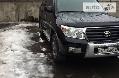 Toyota Land Cruiser 200 2008 в Києві