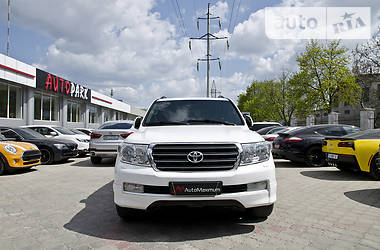 Toyota Land Cruiser 200 2008 в Одессе