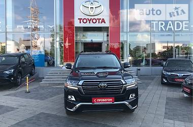 Toyota Land Cruiser 200 2017 в Одессе