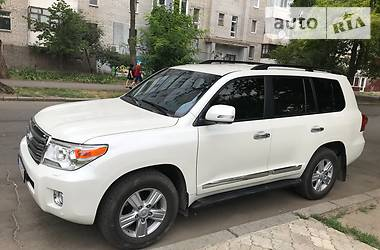 Toyota Land Cruiser 200 2012 в Николаеве