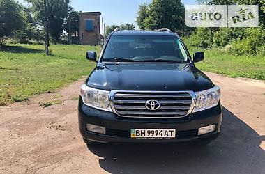 Toyota Land Cruiser 200 2011 в Сумах