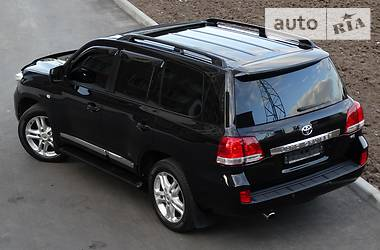 Toyota Land Cruiser 200 2009 в Одессе