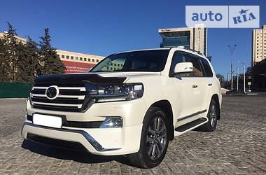Toyota Land Cruiser 200 2017 в Харькове