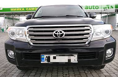 Toyota Land Cruiser 200 2015 в Ивано-Франковске