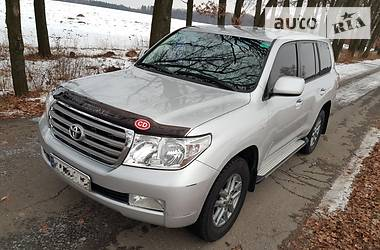 Toyota Land Cruiser 200 2007 в Киеве