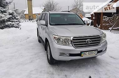 Toyota Land Cruiser 200 2008 в Львове