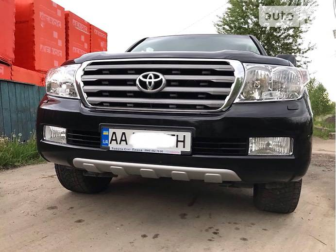 Toyota Land Cruiser 200 2012 в Києві
