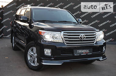 Toyota Land Cruiser 200 2012 в Одессе