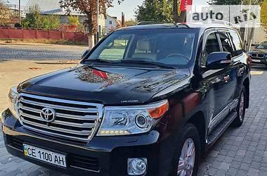 Toyota Land Cruiser 200 2013 в Черновцах
