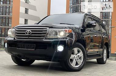 Toyota Land Cruiser 200 2014 в Ивано-Франковске