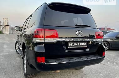 Внедорожник / Кроссовер Toyota Land Cruiser 200 2020 в Киеве