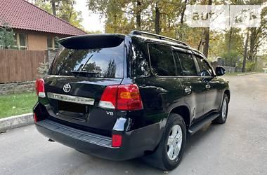 Внедорожник / Кроссовер Toyota Land Cruiser 200 2012 в Киеве
