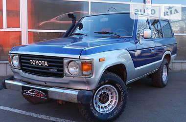 Toyota Land Cruiser 60 1986 в Одессе