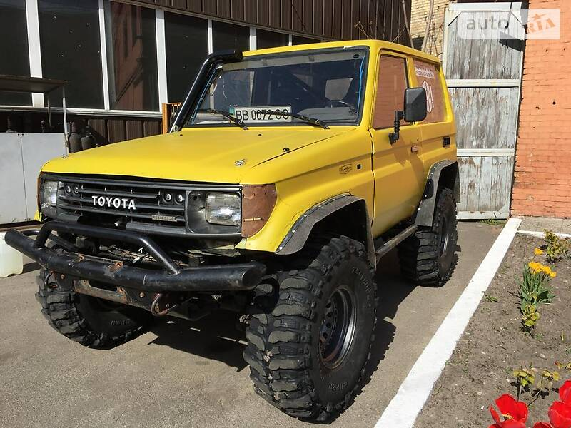Toyota Land Cruiser 70 1993 в Киеве