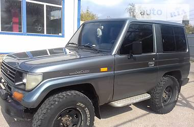 Toyota Land Cruiser 73 1993 в Донецке