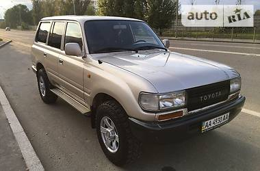 Toyota Land Cruiser 80 1995 в Киеве