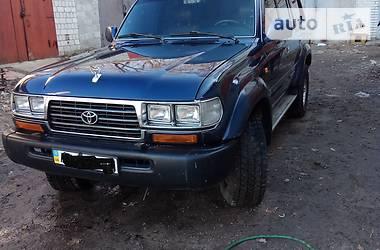 Toyota Land Cruiser 80 1998 в Броварах