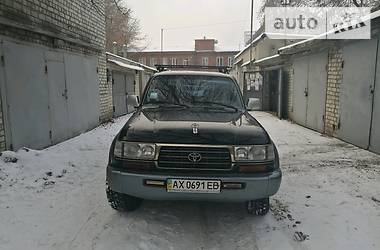 Toyota Land Cruiser 80 1995 в Харькове