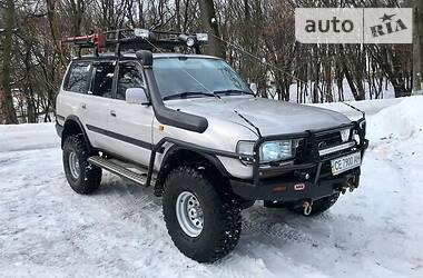 Toyota Land Cruiser 80 1998 в Черновцах