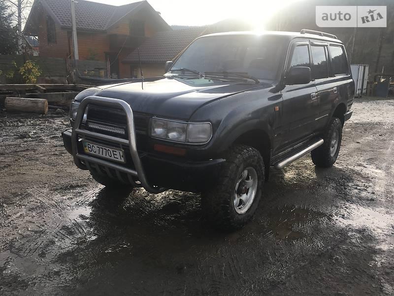 Toyota Land Cruiser 80 1993 в Славском