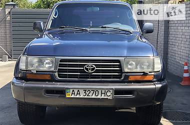 Toyota Land Cruiser 80 1997 в Киеве