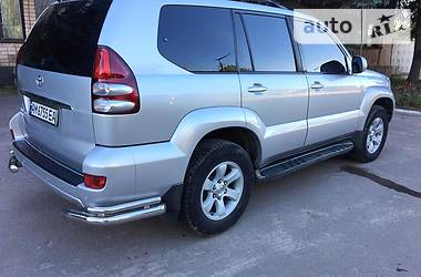Toyota Land Cruiser Prado 120 2008 в Житомире