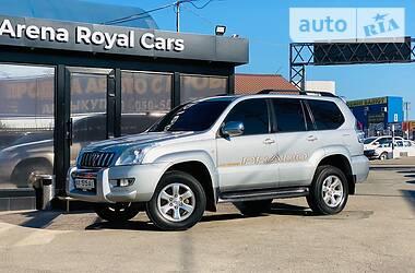 Внедорожник / Кроссовер Toyota Land Cruiser Prado 120 2005 в Харькове