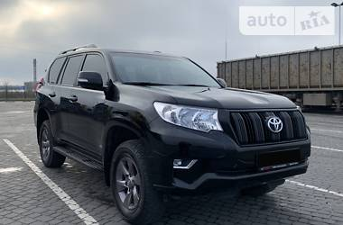 Toyota Land Cruiser Prado 150 2018 в Днепре
