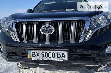 Внедорожник / Кроссовер Toyota Land Cruiser Prado 150 2013 в Каменец-Подольском