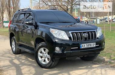 Toyota Land Cruiser Prado 150 2012 в Харькове