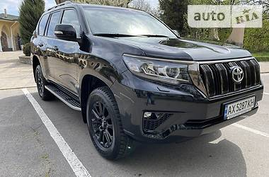 Toyota Land Cruiser Prado 150 2021 в Харькове