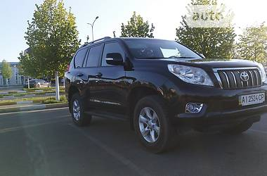 Toyota Land Cruiser Prado 150 2012 в Киеве
