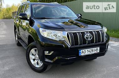 Toyota Land Cruiser Prado 150 2017 в Киеве
