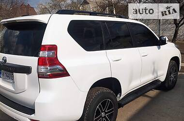 Toyota Land Cruiser Prado 150 2016 в Харькове