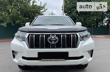 Внедорожник / Кроссовер Toyota Land Cruiser Prado 150 2019 в Харькове