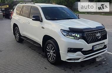 Внедорожник / Кроссовер Toyota Land Cruiser Prado 150 2019 в Кременчуге