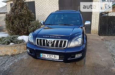 Toyota Land Cruiser Prado 2007 в Новоукраинке
