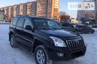 Toyota Land Cruiser Prado 4.0  2007